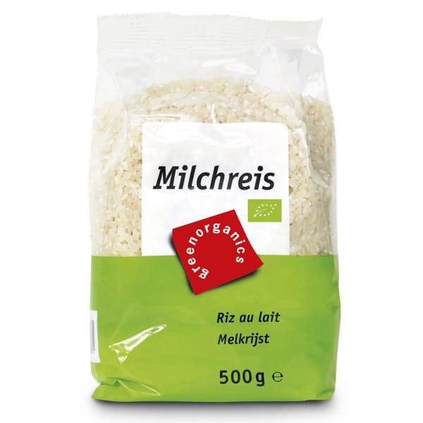 Ориз бял кръглозърнест 500g
