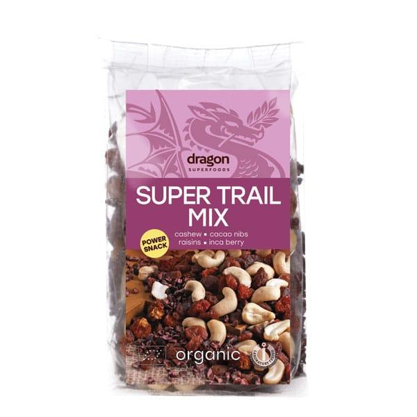 Супермикс суров 150g (какаови зърна, инка бери, кашу)