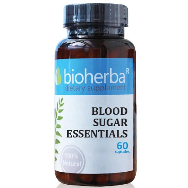 Формула за кръвна захар на капсули , 60 капсули