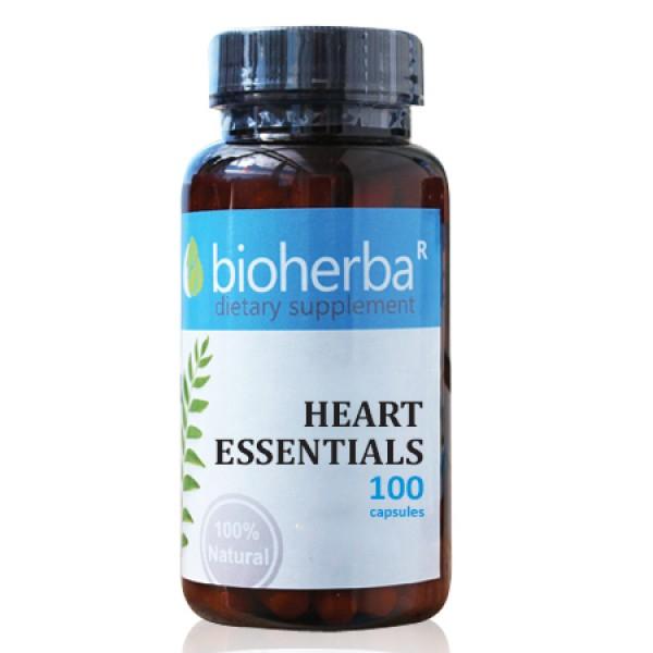 Формула за сърце на капсули ,  100 капсули