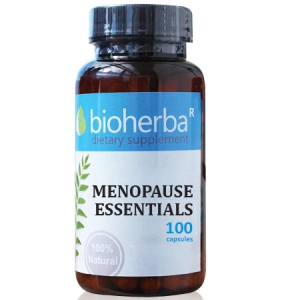 Билкова формула при менопауза на капсули , 100 капсули