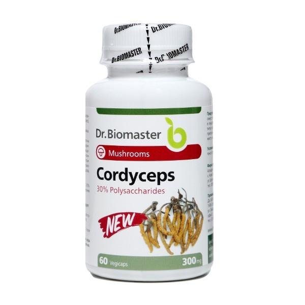 Кордицепс 30% полизахариди – 60 капс.