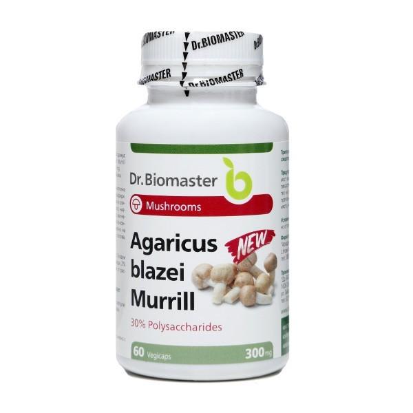 Агарикус 30% полизахариди – 60 капс.