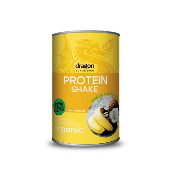 Протеинов шейк с банан и кокос 450g