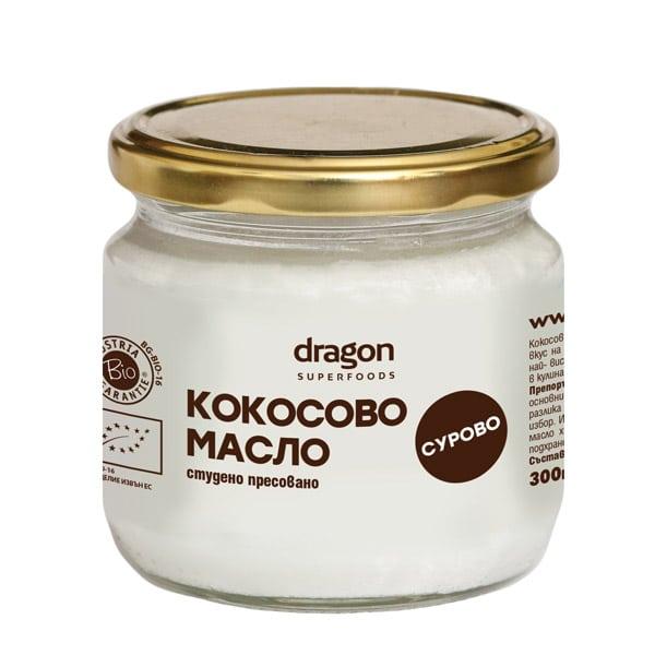 Кокосово масло extra virgin 300ml