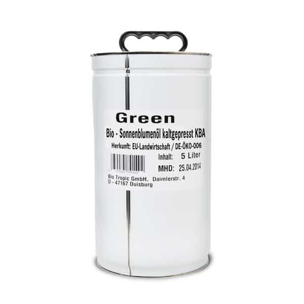Слънчогледово олио 5L
