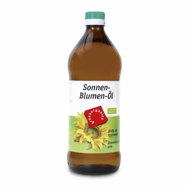 Слънчогледово олио 750ml