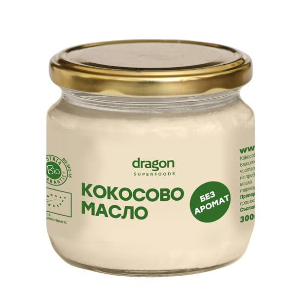 Кокосово масло без аромат 300ml
