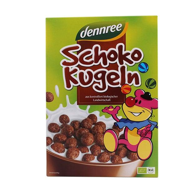 Зърнена закуска Шоколадови топчета 250g