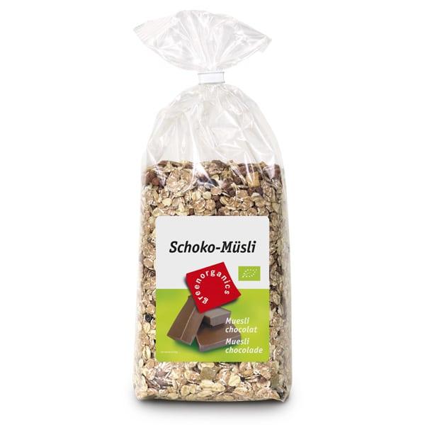 Мюсли шоколад 500g
