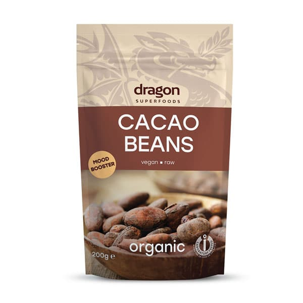 Какаови зърна цели 100g