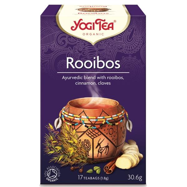 Йоги чай Ройбос 17 пак. 30,6g