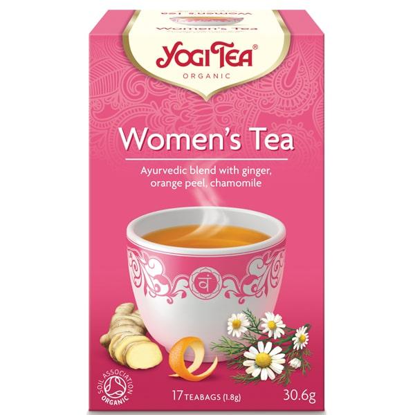 Йоги чай за жени 17 пак. 30,6g