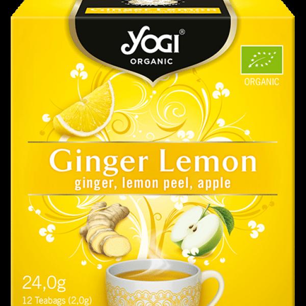Чай Джинджифил и Лимон 12 пак. 24g