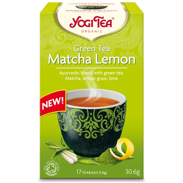 Чай Матча и лимон 17 пак