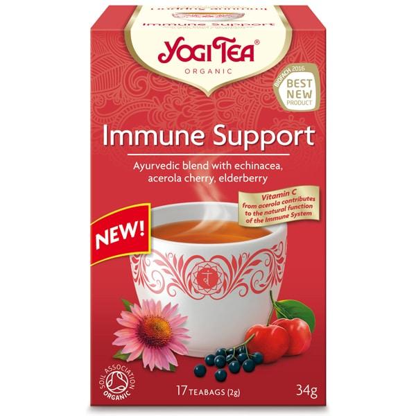 Чай Подкрепа на имунната система 17 пак