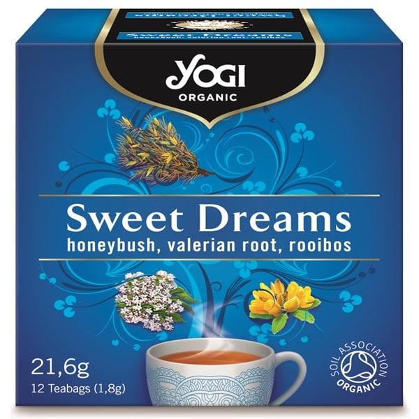 Чай Успокояващ Sweet Dreams 12 пак. 21,6g