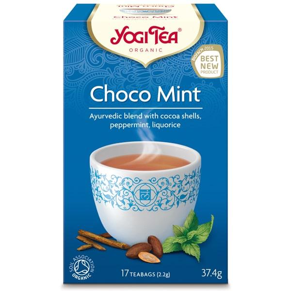 Чай Шоко Минт 17 пак 30,6g