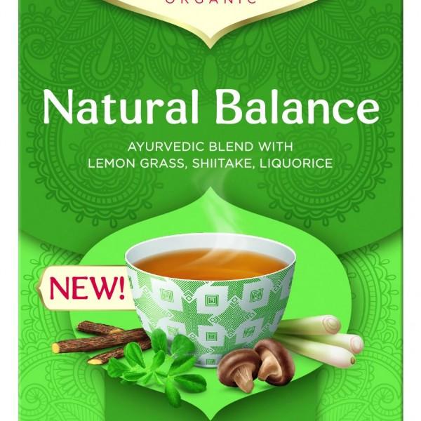 Чай Yogi Tea Естествен Баланс 17 пакетчета
