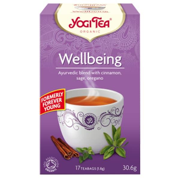 Йоги чай Вечно млад 17 пак. 30,6g