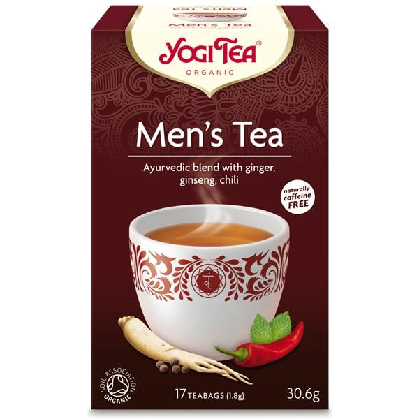 Йоги чай за мъже 17 пак. 30,6g