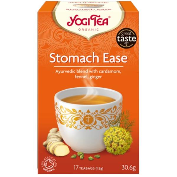 Йоги чай за храносмилане 17 пак. 30,6g