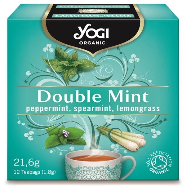 Чай Двойна Мента 12 пак. 21,6g