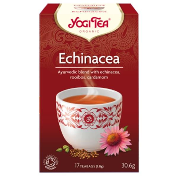 Йоги чай Ехинацея 17 пак. 30,6g