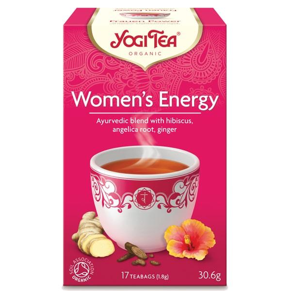 Йоги чай Женска енергия 17 пак. 30,6g
