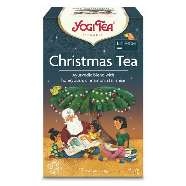 Чай Коледен 17 пак