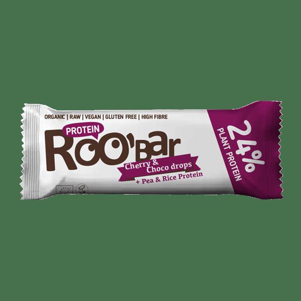 Суров протеинов десерт с череша и шоколад 40g