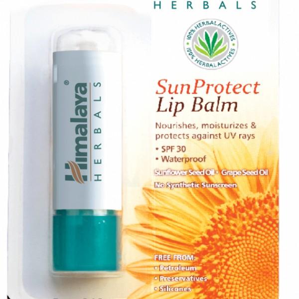 ХИМАЛАЯ Балсам за устни със слънцезащитен фактор SPF50 4,5 г