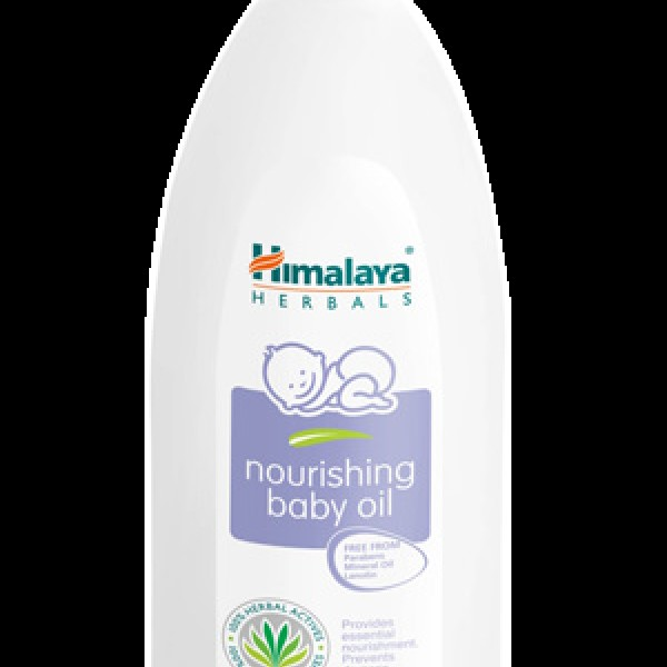 ХИМАЛАЯ Подхранващо бебешко олио 200 мл