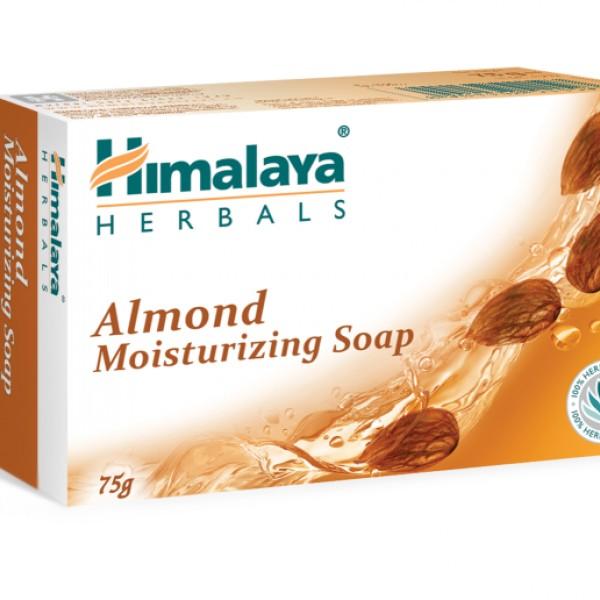 ХИМАЛАЯ Овлажняващ сапун с бадем 75 г