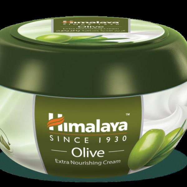 ХИМАЛАЯ Крем с маслиново масло, подхранващ 50 мл