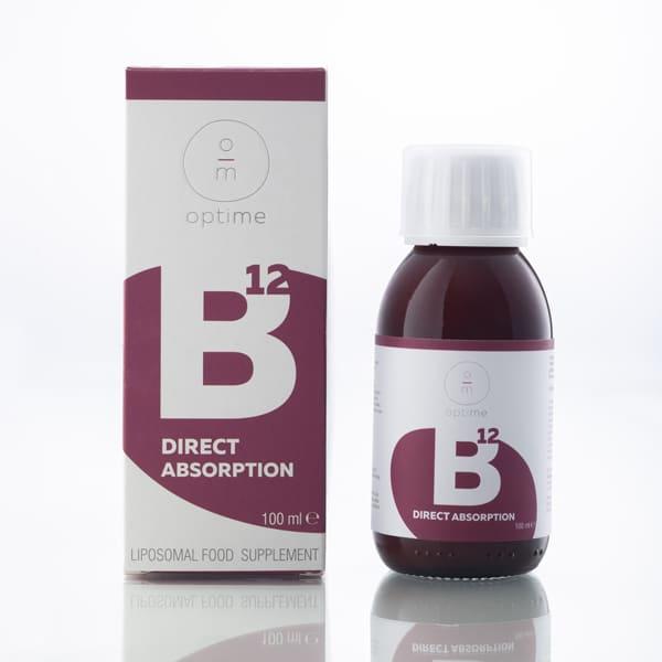 Липозомна добавка витамин B12 100ml