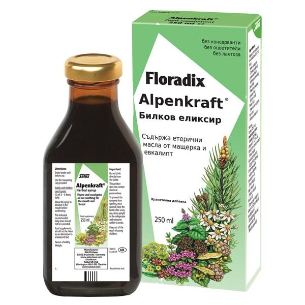 Билкова Кръв за Деца, 250ml, Floradix