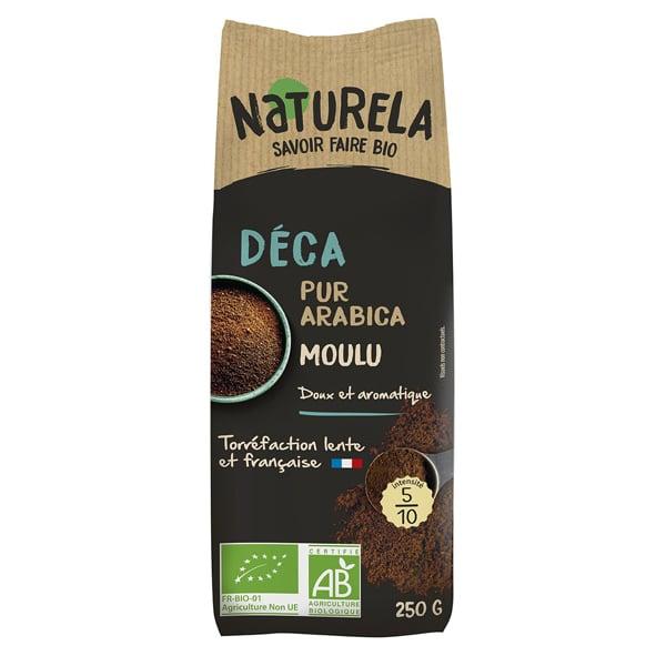 Кафе Дека безкофеиново 100% Арабика 250g