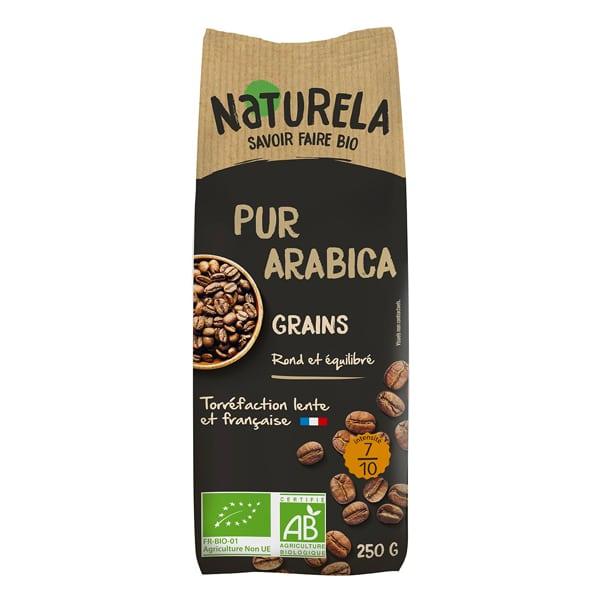 Кафе на зърна 100% Арабика 250g