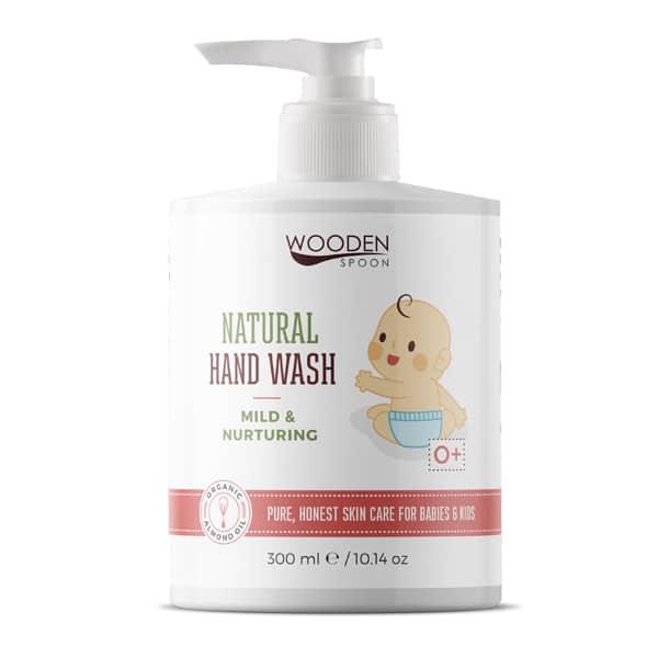 Детски натурален течен сапун 300ml