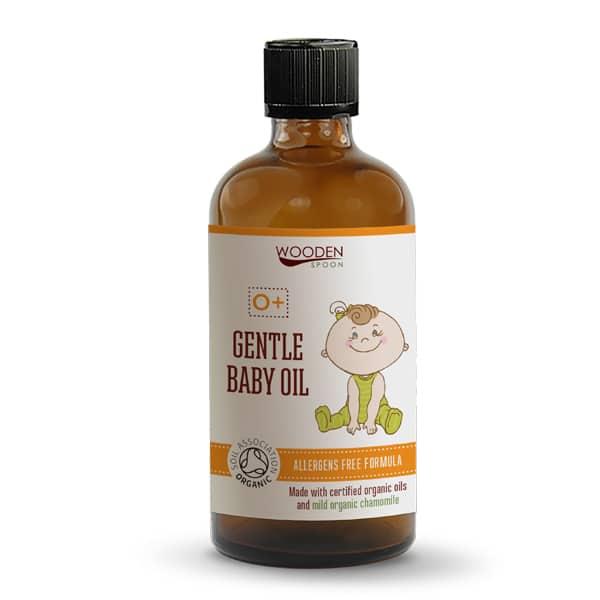 Нежно бебешко олио, 100ml