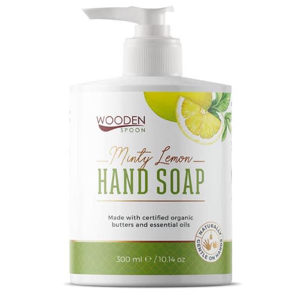 Течен сапун Minty Lemon 300ml