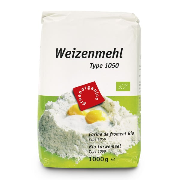 Брашно от пшеница типово (тип 1050) 1kg