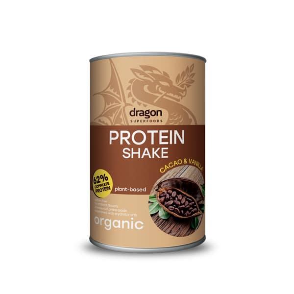 Протеинов шейк с какао и ванилия 500g