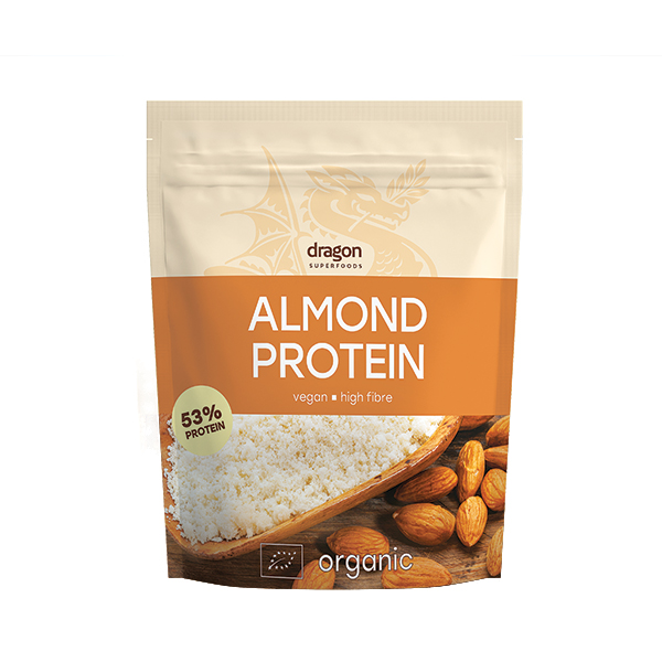 Бадемов Протеин на Прах 53%, 1,5kg БИО