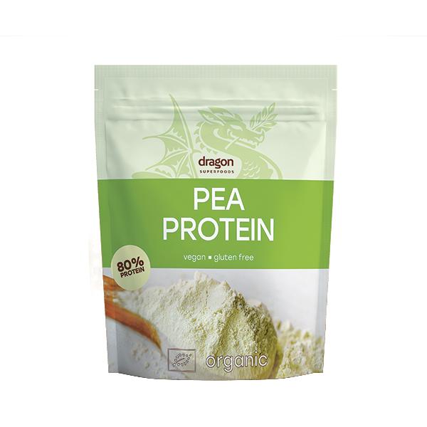 Грахов Протеин на Прах 80%,1,5kg БИО