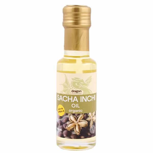 Саша инчи олио екстра върджин 250ml