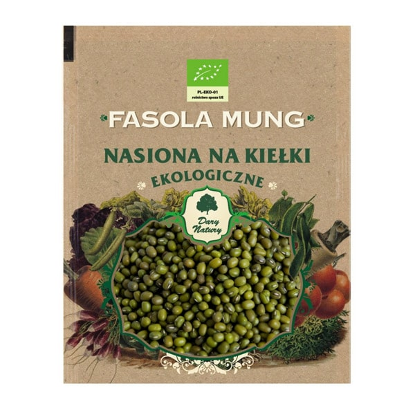 Семена за покълване от боб мунг 50g