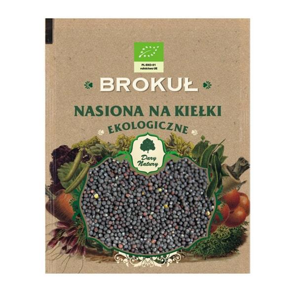 Семена за покълване от броколи 30g