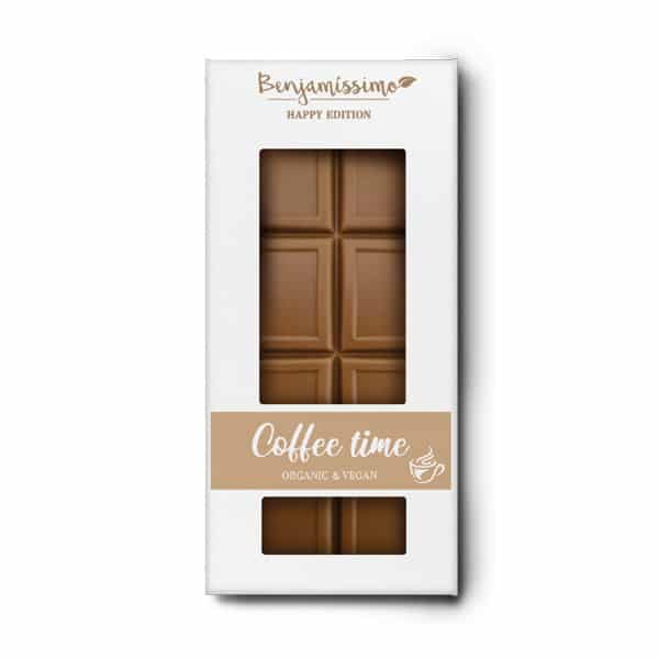 Био Веган Шоколад в безкофеиново кафе Дъбов 60 гр